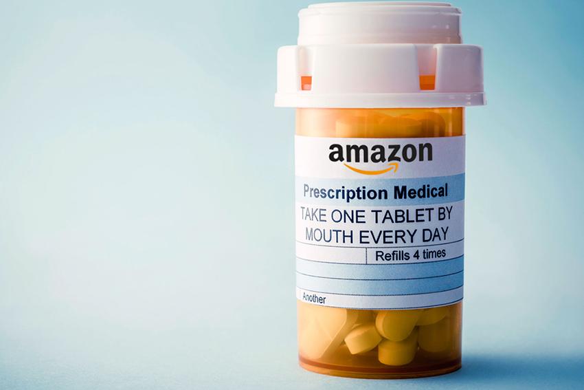 ¿Es Amazon una amenaza para el sector salud?