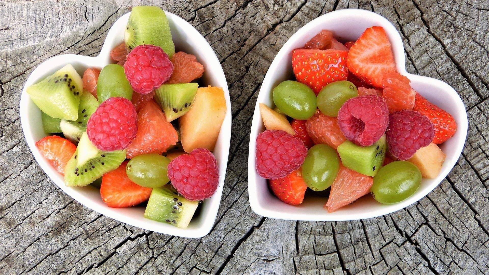Tendencias de consumo de frutas y verduras