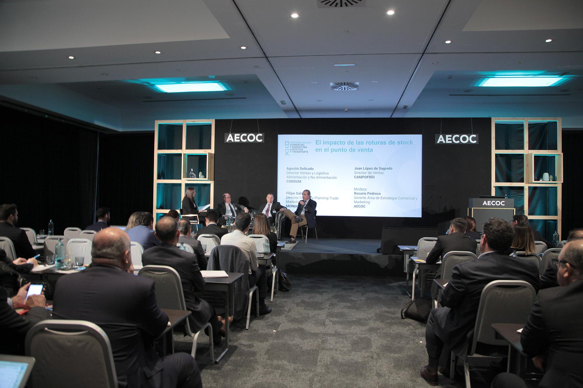 AECOC presenta el Barómetro OSA para combatir la rotura de stock