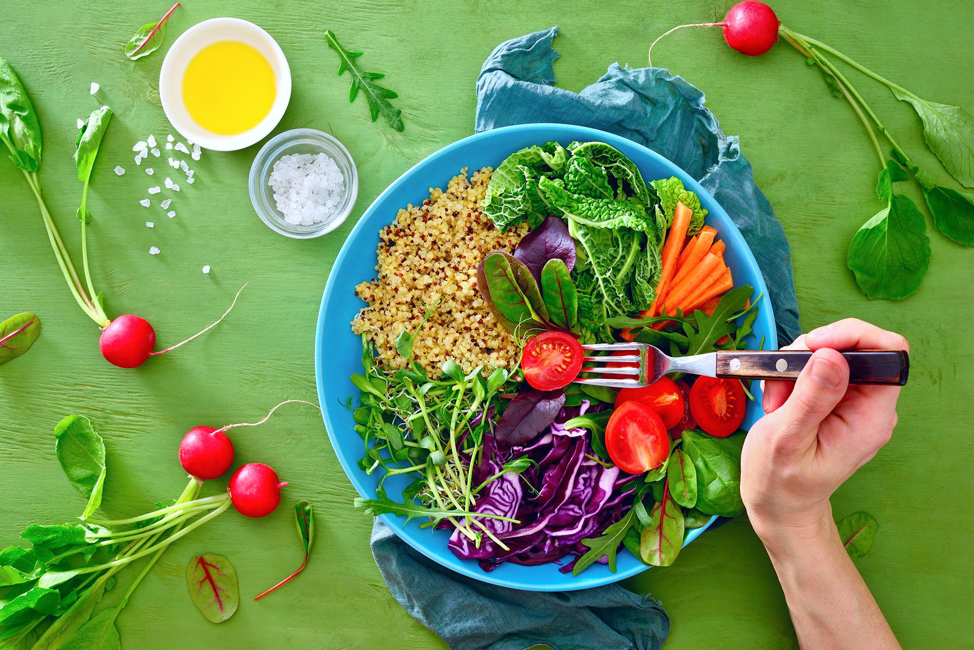 Salud, sabor y aporte de vitaminas: principales motivos de consumo de frutas y hortalizas