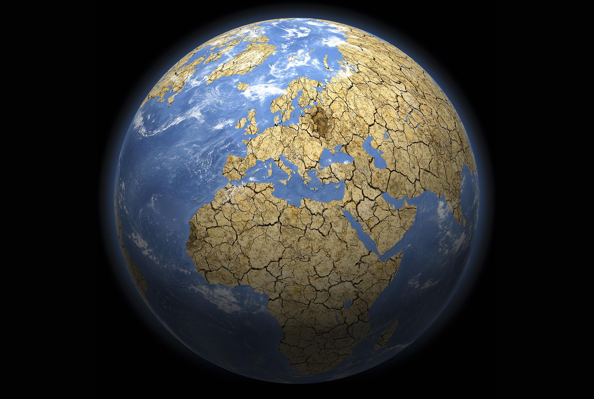 La Tierra se queda sin recursos
