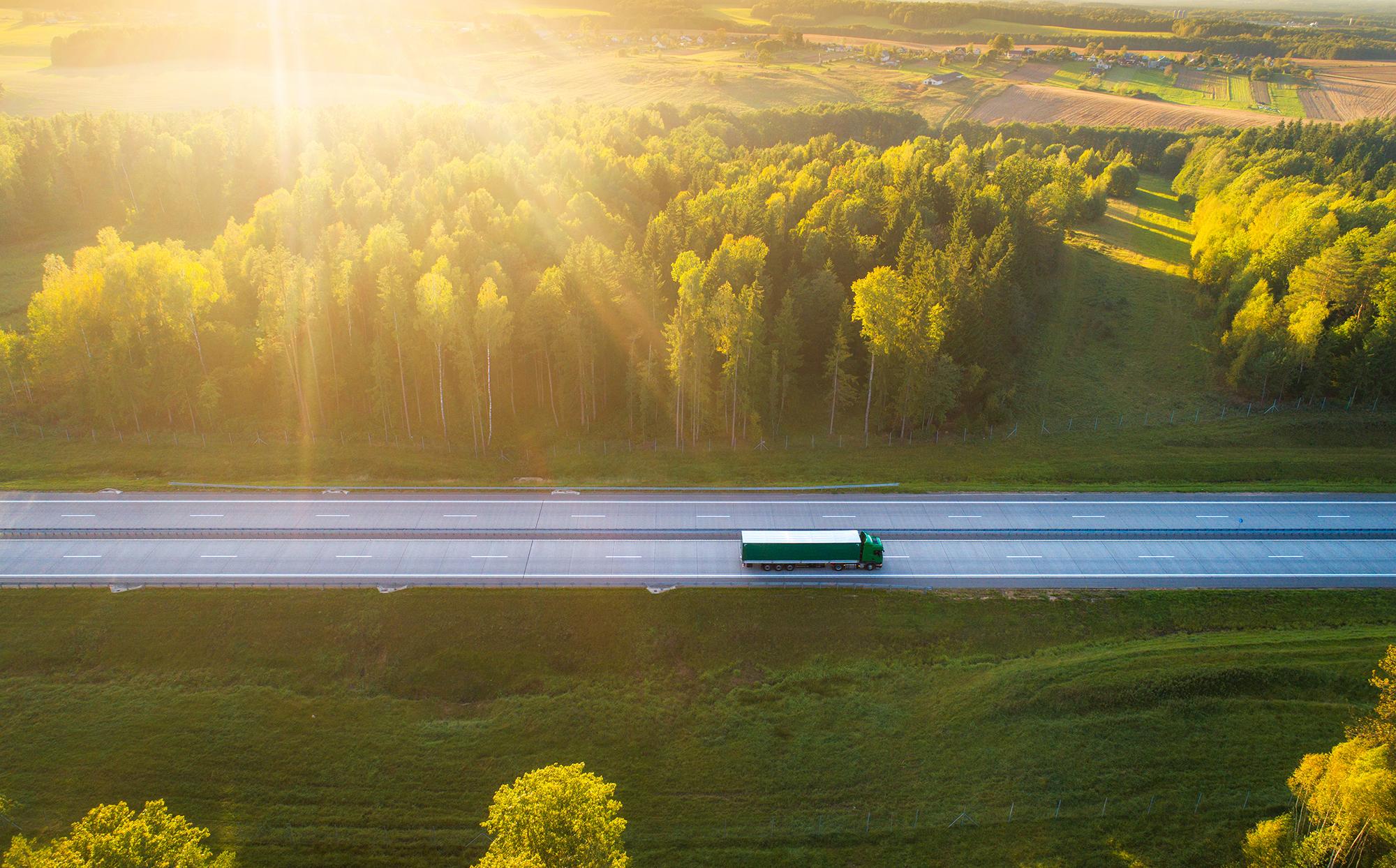 La logística y el transporte encaminan sus esfuerzos hacia una distribución más sostenible